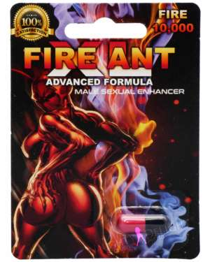 Fire Ant XL 10000 Male Sex Supplement