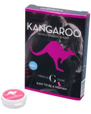 Kangaroo Miracle G Tonic Female Sex Supplement Box of 12