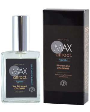 Max 4 Men Max Attract Hypnotic Sex Attractant Cologne
