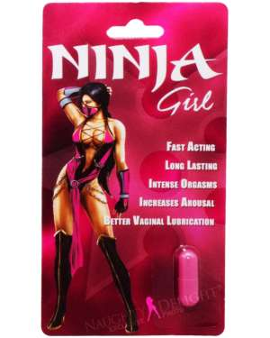 Ninja Girl Female Sex Supplement