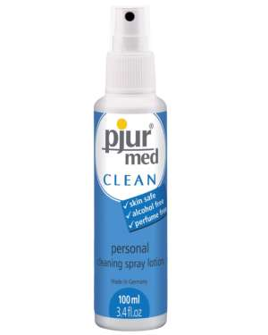 Pjur Med Clean Personal Hygiene Spray (3.4 fl oz)