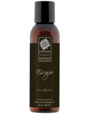 Sliquid Balance Escape Massage Oil