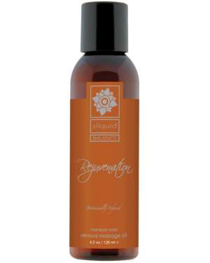 Sliquid Balance Rejuvenation Massage Oil