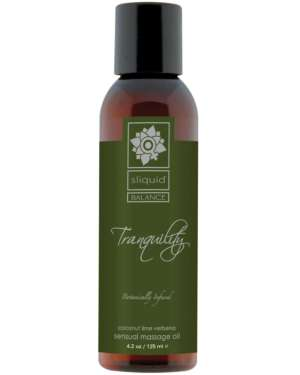 Sliquid Balance Tranquility Massage Oil