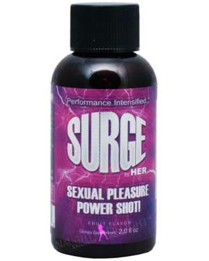 Surge For Her Sexual Pleasure Power Shot Sex Supplement