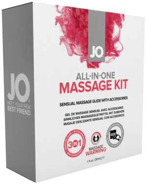 System JO System JO All in One Massage Kit