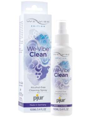 We-Vibe Clean by Pjur Toy Cleaner (3.4 fl oz)