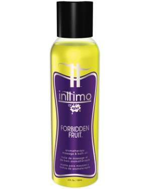 Wet Inttimo Aromatherapy Bath and Massage Oil