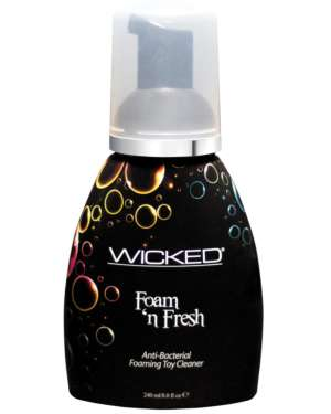 Wicked Foam 'n Fresh Foaming Toy Cleaner (8 fl oz)