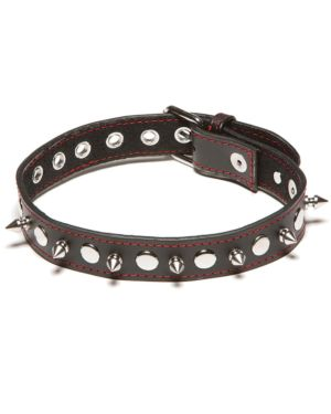 Allure Lingerie X-Play Spiked Collar