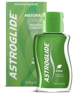 Astroglide Natural Liquid Water Based Lubricant