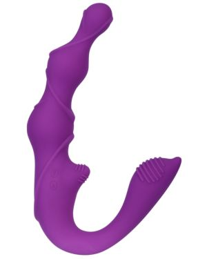 Evolved Come Together Strapless Vibrating Strap-On