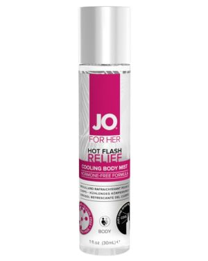 JO Hot Flash Relief Cooling Body Mist