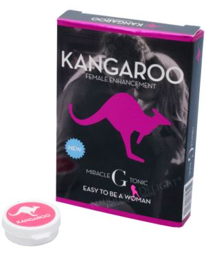 Kangaroo Miracle G Tonic Female Sex Supplement Box of 12 (Clearance)