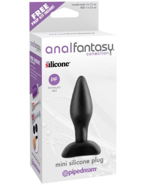 Pipedream Anal Fantasy Collection Silicone Anal Plug