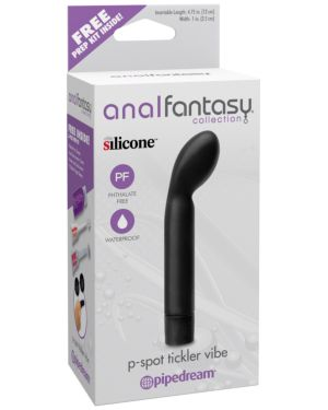 Pipedream Anal Fantasy Collection P-Spot Tickler Silicone Vibe