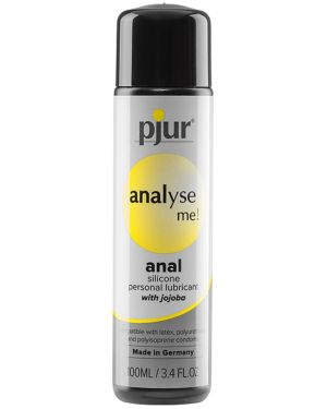 Pjur Analyse Me Anal Silicone Lubricant with Jojoba