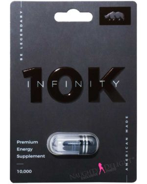 Infinity 10K Male Sex Supplement