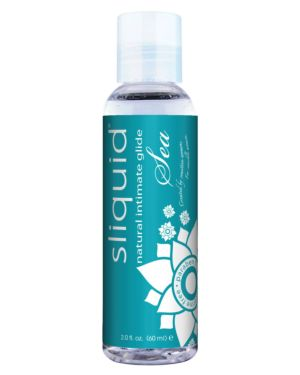Sliquid Naturals Sea Water Based Lubricant
