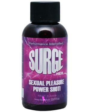 Surge For Her Sexual Pleasure Power Shot Sex Supplement (Clearance)