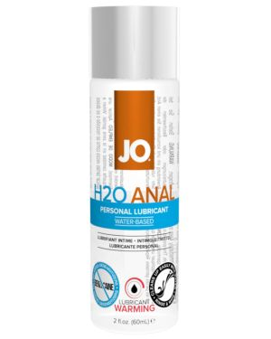 System JO H2O Anal Warming Lubricant