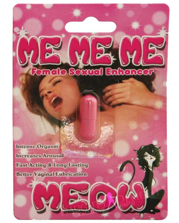Me Me Me Meow Female Sex Supplement (Clearance)