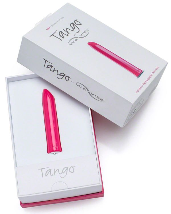 We-Vibe Tango Pocket-Size Mini Vibrator