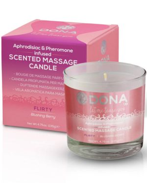 DONA by JO Scented Massage Candle