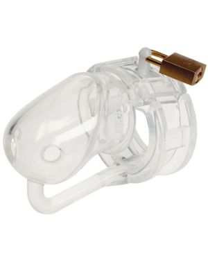 Malesation Silicone Penis Cock Cage