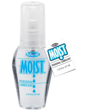 Moist Water Based Lubricant