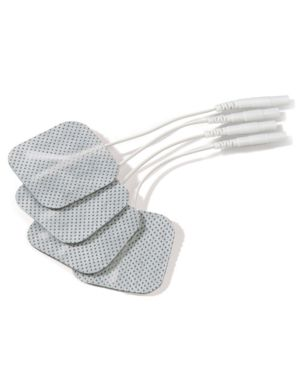 Mystim Electrodes for Tens Units Square 40 mm