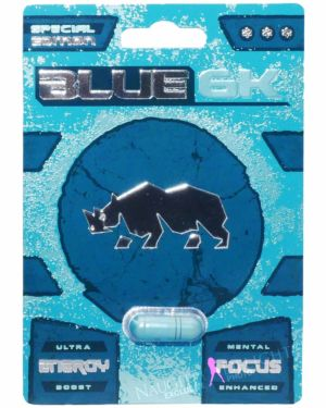 Blue 6K Special Edition Male Sex Supplement