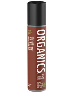 Wet Organics Natural Aloe Based Lubricant