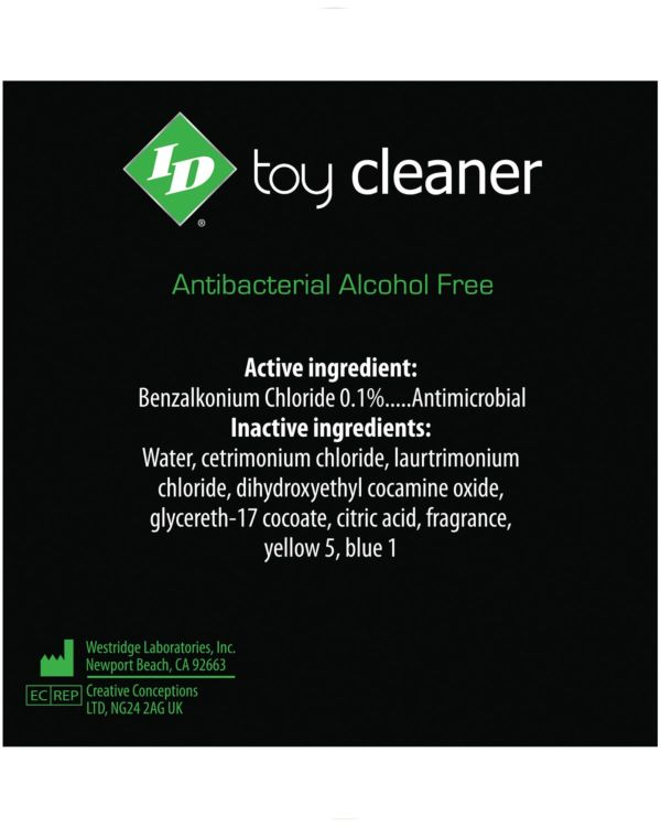 ID Antibacterial Foaming Toy Cleaner (8.5 fl oz)