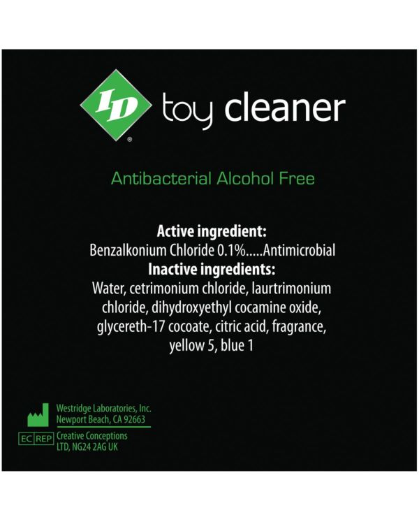 ID Antibacterial Spray Toy Cleaner