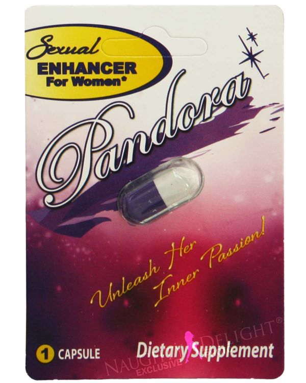 Pandora Sexual Enhancer for Women