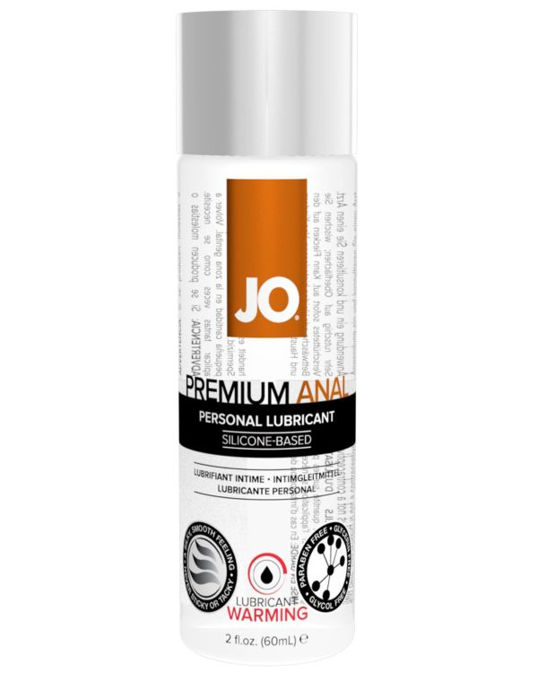 System JO Premium Silicone Anal Warming Lubricant