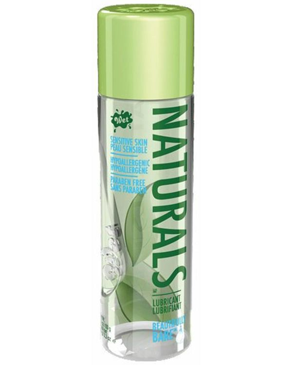 Wet Naturals Beautifully Bare Lubricant
