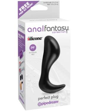 Pipedream Anal Fantasy Collection Perfect Silicone Butt Plug