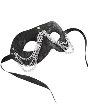 Sportsheets Sincerely Chained Lace Mask